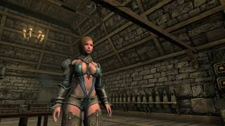 Skyrim Special Edition Mod Review Tera Armor Collection