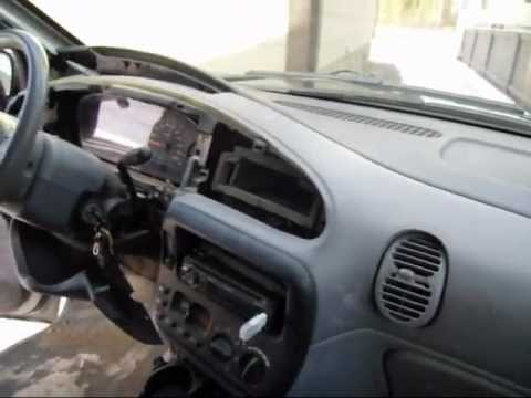 Quick Vid 2000 Dodge Caravan Dash Removal And Front