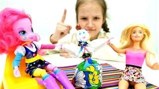 Как сделать куклу из ткани своими руками: Кукла для Барби