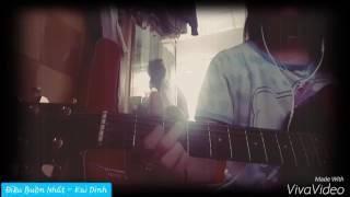 Điều Buồn Nhất   Kai Dinh   PT Guitar Cover