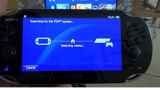 How to Setup PlayStation Remote Play on the PS Vita