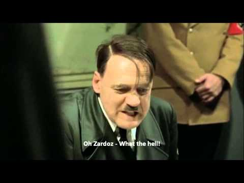 Hitler rants against Combat Engineers