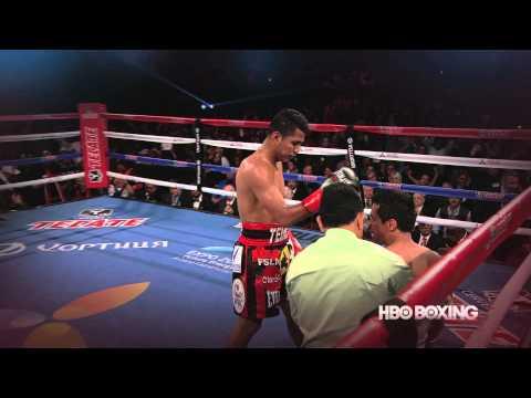 """Roman """"Chocolatito"""" Gonzalez vs. Edgar Sosa: HBO World Championship Boxing Highlights"""
