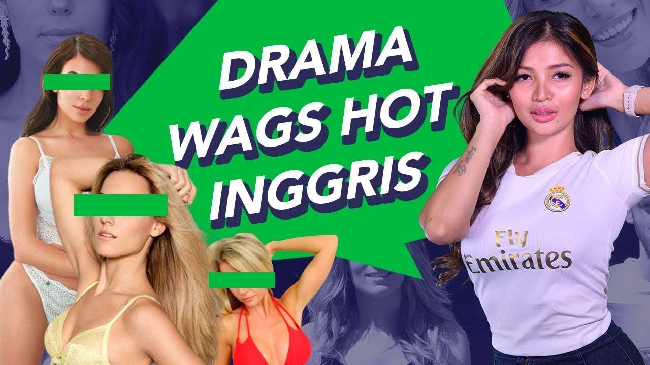 WAGS Bintang Sepakbola PALING HOT Minggu Ini