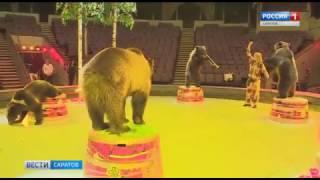 ГТРК-Саратов - День Рождения Шоу Гии Эрадзе
