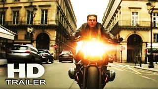 MISSION IMPOSSIBLE 6 - Trailer Teaser EXTENDED 2018 (Tom Cruise) Action Movie