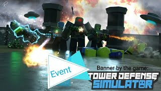 Tower Defence Event - area 51 - in roblox (Nederlands)