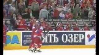 ЧМ-2010. 1/4 финала. Россия-Канада 5:2