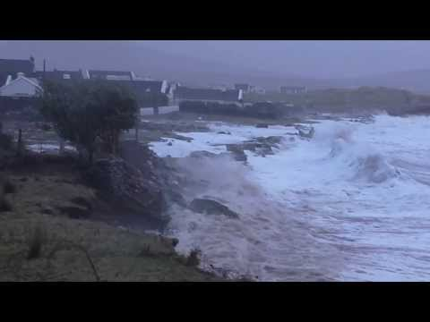 Achill Island Storm