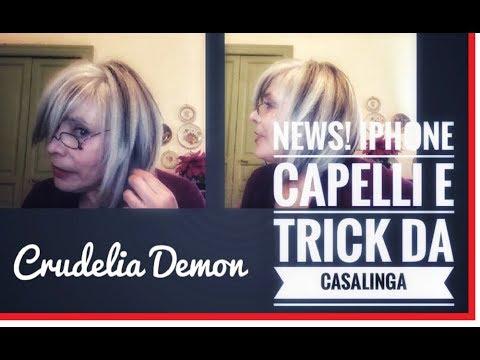 NEWs!  Capelli  ~IPhone ~ e Un Trick da Housewife