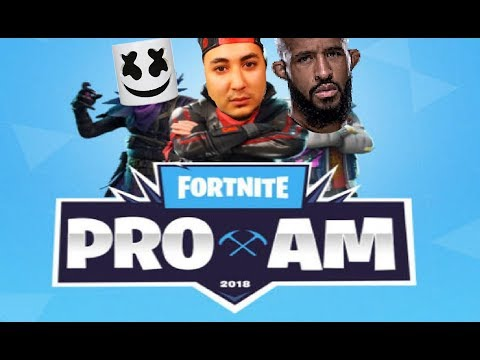 Fortnite Pro Am Highlights