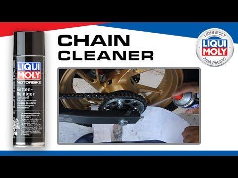 Liqui Moly Motorbike Chain Cleaner #1602