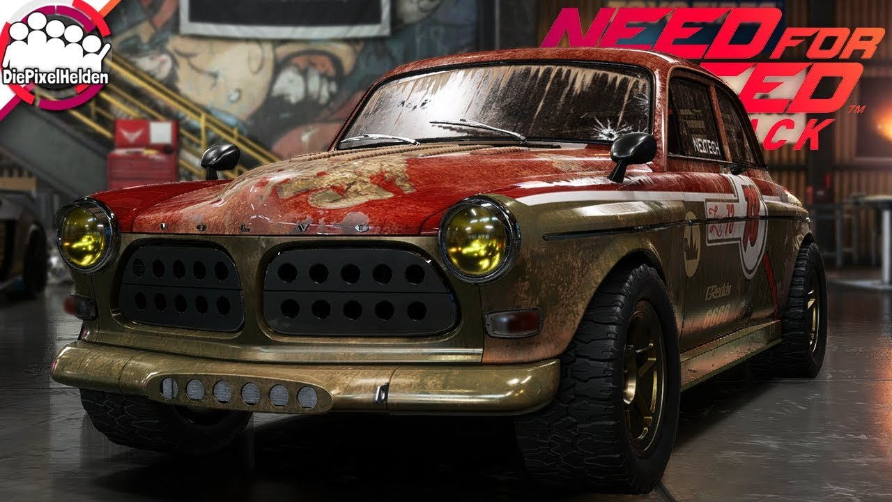 need for speed payback volvo amazon p130 offroadbuild. Black Bedroom Furniture Sets. Home Design Ideas