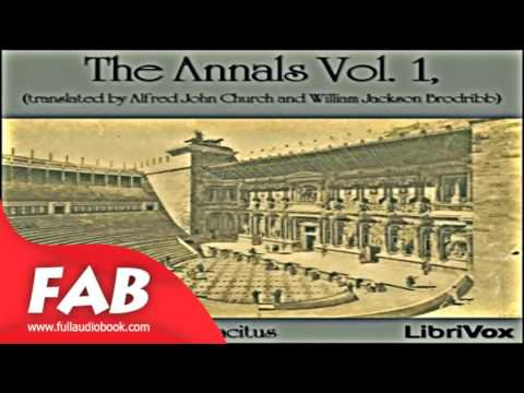 The Annals Vol 1 Full Audiobook by Publius Cornelius TACITUS by Antiquity