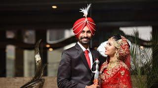 Jaspreet ❤️ Lovepreet   FM Studio Bathinda   Wedding Highlights   November 2019