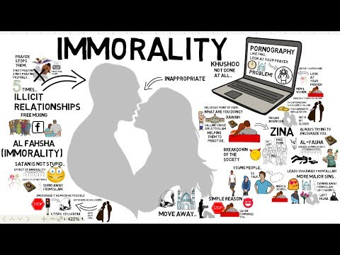 causes of immorality