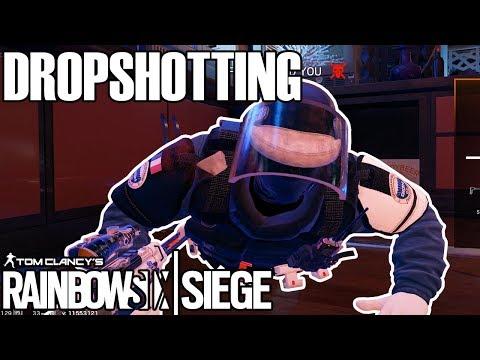 Dropshotting Discussion - Rainbow Six Siege