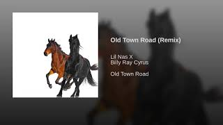 Baixar Lil Nas X - Old Town Road (Remix) (Audio) ft. Billy Ray Cyrus