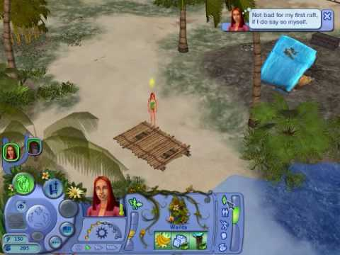 Sims stories castaway