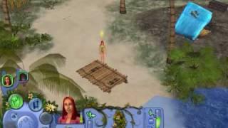 The Sims Castaway Stories Walkthrough Part 4