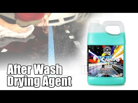After Wash Drying Agent - Chemical Guys Car Care