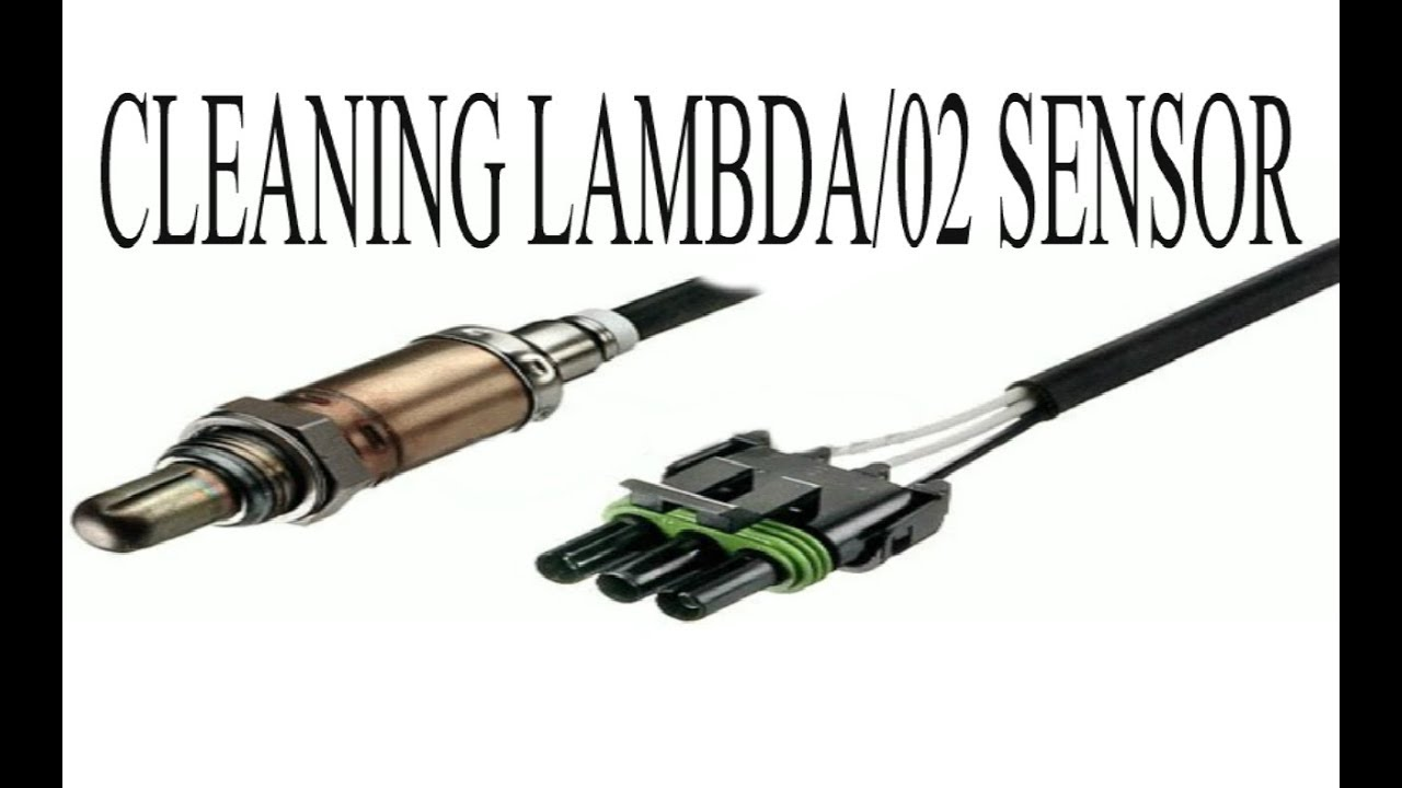 How to Clean Lambda/o2 Sensor (PROVEN METHOD)