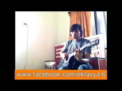 Aaj Phir tum pe (HATE STORY 2) song with guitar