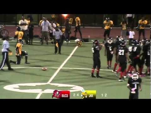 Bx Buccs vs Bx Yellow Jackets 09-08-13
