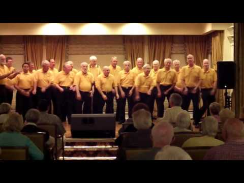 The Florida Suncoast Chorus at Royal Palms 10/10/16