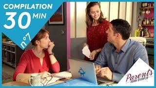 Video 30 minutes de Parents mode d'emploi 7 download MP3, 3GP, MP4, WEBM, AVI, FLV Maret 2018