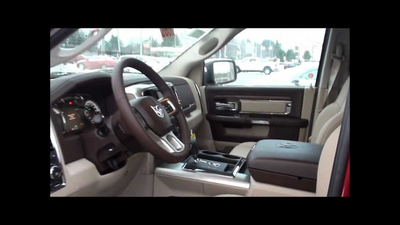 Truck Of The Year For Sale 2013 Dodge Ram 1500 4x4 Air