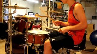 Letlive. - Empty Elvis (Drum Cover)