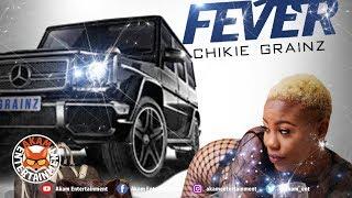 Chikie Grainz - 2019 Fever (Raw) February 2019