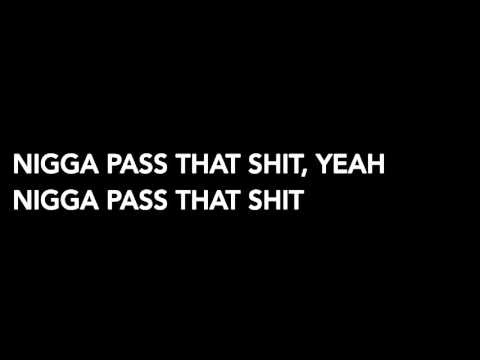 Pass Dat (Remix)- Jeremih ft Weeknd LYRICS