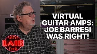 Virtual Guitar Amps - Into The Lair #169