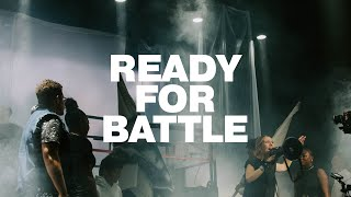 READY FOR BATTLE (Official Video) | Victory Worship