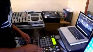 DJ ROBINHO DA PRINCIPAL - MPC AKAI MONTAGEM DANCE (AO VIVO)