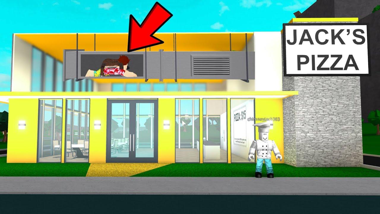 I Used A SECRET VENT To Escape His Evil Restaurant