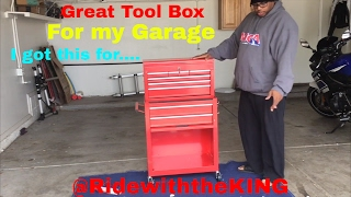 My New BCP TOOL BOX ReviewToday will take a look at the Best Choice Product RED tool box with Lock. This is a great Toolbox