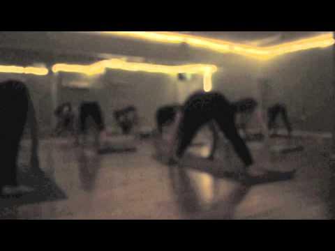 MAGGIE Yoga WATER FLOW CLASS at McP Hot Yoga Studio