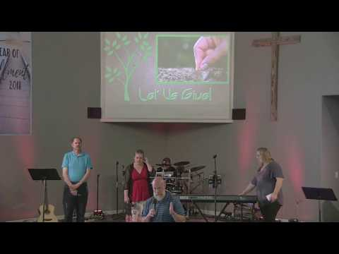 5/16/18 Depending on the Helper Within- Family Harvest Church -Cheyenne Live Stream
