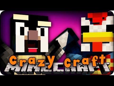 Minecraft mods crazy craft 2 0 ep 51 39 trolling for The atlantic craft minecraft