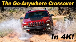 2017 Jeep Cherokee Review and Road Test - DETAILED in 4K UHD!