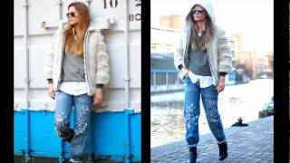 How to make old Jeans into Crystal Jeans (tutorial) Thumbnail