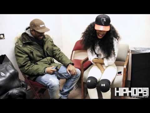 Teyana Taylor Talks Her Adidas Harlem GLC Sneaker, Being The Top Female Sneakerhead, and More