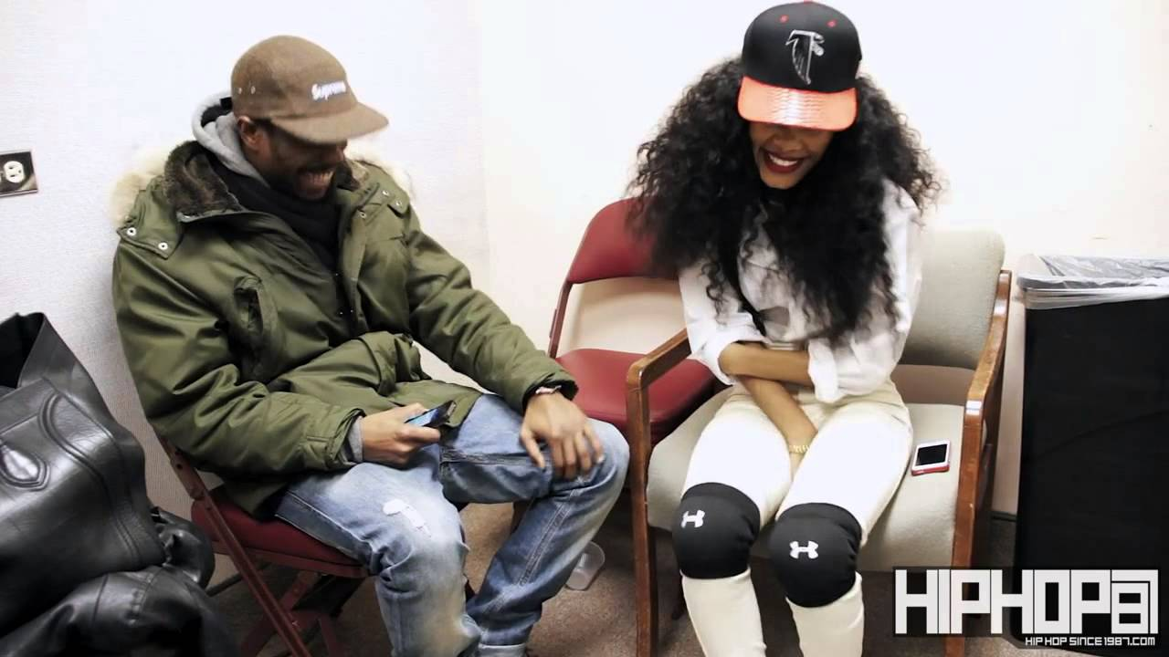 cb5ca671057b Teyana Taylor Talks Her Adidas Harlem GLC Sneaker