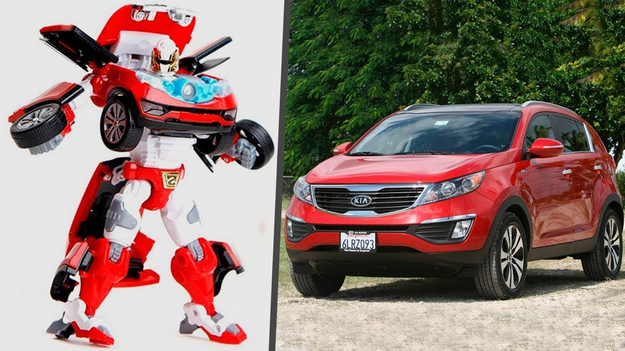 Tobot Y Review (Young Toys 또봇)