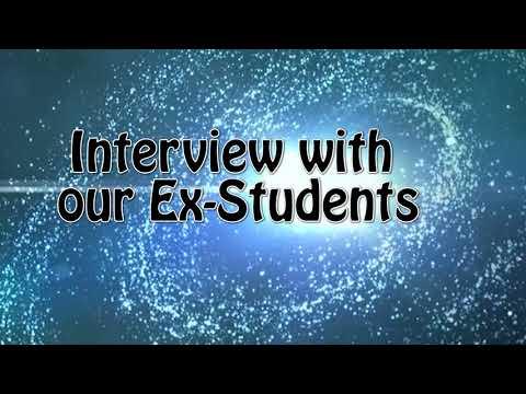 Saint Peter's Junior High School Interview 1