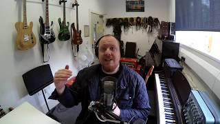 Recording on a budget - Mic shootout - Fifine K6/AKG P3S/Shure SM57