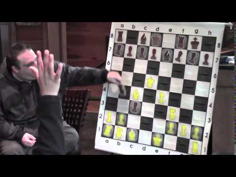Two Miniatures: A Comeback and A Trap – GM Ben Finegold – 2014.12.07